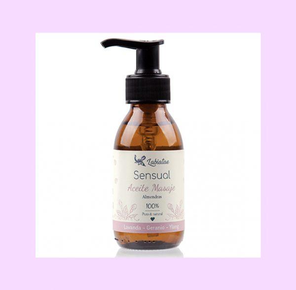 Aceite de masaje sensual vegano Potions BCN
