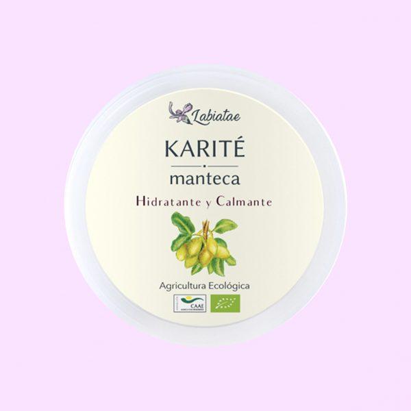 Manteca de karité natural ecológico con aroma natural ecológica Potions BCN