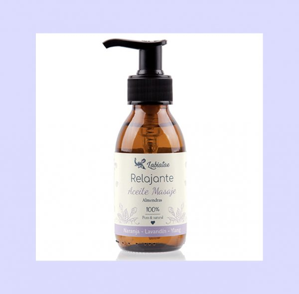 Aceite de masaje relajante vegano Potions BCN