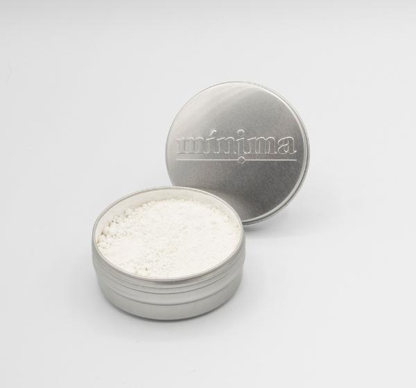 Minima organics pasta de dientes vegana sin plástico sal de ibiza
