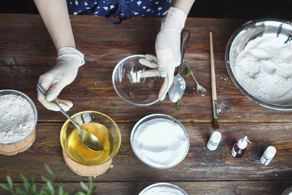 Aromatherapy potions