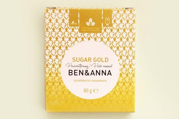 Sugar Gold - Depilación vegana, Potions BCN