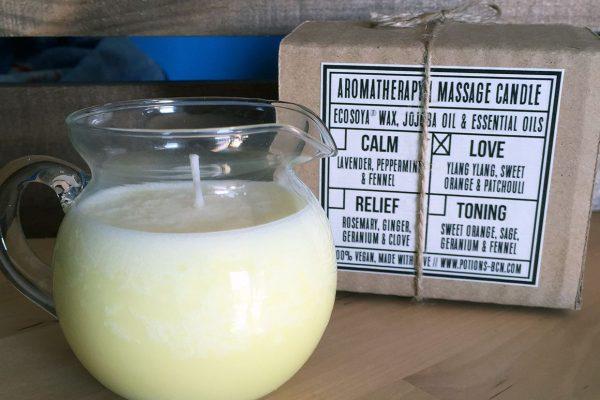 Potions Barcelona - Massage Candle